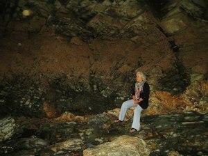 Me in Merlin's Cave